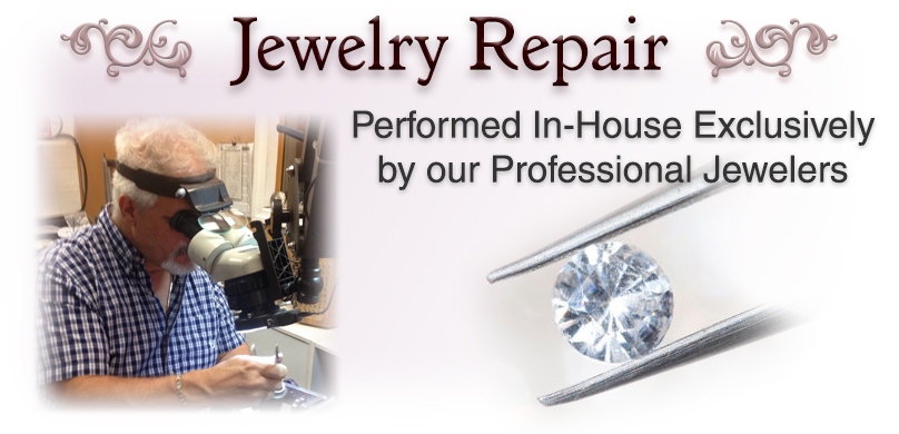 Jewelry Repair services from Gold & Diamond Outlet