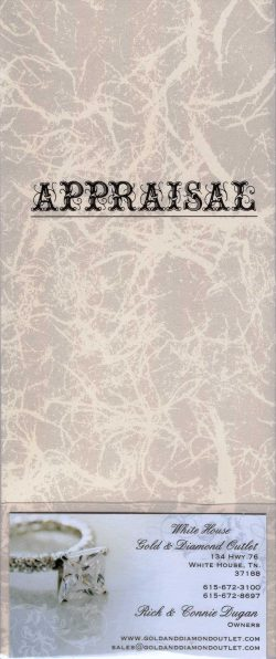 appraisal-certificate-papers